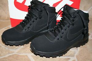 Nike Manoadome Gr. 45 Herren Boots Schuhe Stiefel schwarz   Neu  #1FP