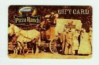 Pizza Ranch Gift Card - Covered Wagon / Restaurant - No Value - I Combine Ship