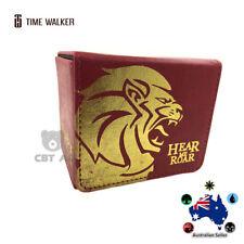 Timewalker Red Lion Deckbox Deck Box MTG Card Game Thrones house Yugioh Pokemon