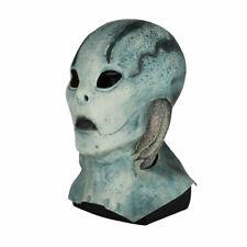 2019 Superhero Hell Boy Abe Sapien Blue Mask Cosplay Murloc Scary Halloween Mask