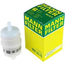 Original MANN-FILTER Kraftstofffilter Kraftstoffleitungsfilter WK 32/6 Fuel