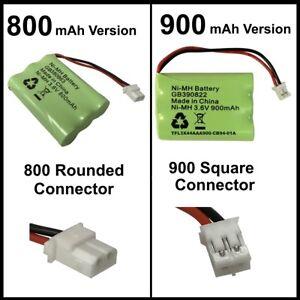Motorola MBP36S Baby Monitor Battery Pack Ni-MH 3.6V 800mAh & 900mAh Versions