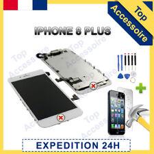 VITRE TACTILE + ECRAN LCD RETINA TOUT ASSEMBLÉ COMPLET POUR IPHONE 8 PLUS BLANC