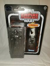 Star Wars The Black Series HAN SOLO IN CARBONITE 40th Anniversary ESB - In Hand