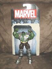Infinite Hulk - Marvel Universe 4 Inch Action Figure + Card