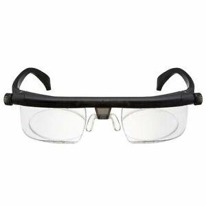Adlens Emergensee Verstellbar Brille Notfall Varifokal Linse Brille EMR000