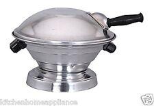 Aluminum Gas Tandoor BarbeQue Oven-Griller (Bati, Dalbati,Dal Bati cooker)