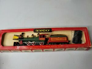 tyco ho 4-6-0 atchison topeka Santa Fe locomotive
