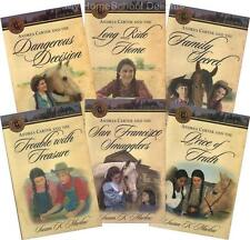 NEW Circle C Adventures Complete Series SET 6 Chapter Books Homeschool Grade 4-7