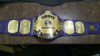 WWF WWE Classic Gold Winged Eagle Championship Belt.Adult size  (2MM)