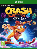 Crash Bandicoot 4 Xbox One [Digital Download] Multilanguage