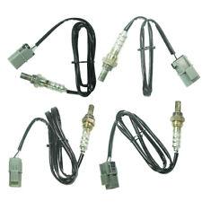 4pcs Oxygen O2 Sensor for Nissan Xterra 2000-2003 Frontier 3.3L Up +Downstream