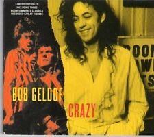 (AU864) Bob Geldof, Crazy - 1994 CD