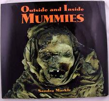 Book, HB Outside & Inside - Mummies Sandra Markle Science Technology Mummy L@@K
