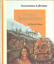 Cornerstones of Freedom - The Story of Jamestown - HB by Marilyn Prolman