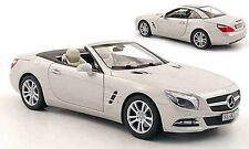 NOREV 2012 MERCEDES BENZ SL 1:18 SILVER NEW RELEASE! Rare Dealer Edition!!!