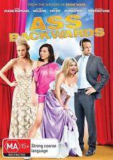 Ass Backwards (DVD, 2013) - Region 4