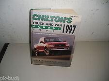 Reparatruanleitung Manual Truck Van Blazer Cherokee Isuzu Wrangler 1993-1997
