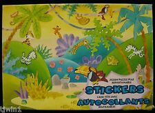 WHAT'S IN THE JUNGLE? 60 PIECE SPRINGBOK JIGSAW PUZZLE 100% COMPLETE  M-37