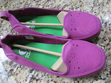 NEW PATAGONIA ADVOCATE SKIMMER SHOES WOMENS 6 LOAFERS AMARANTH FREE SHIP