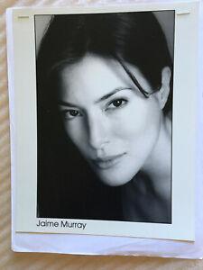 Jaime Murray, original vintage headshot photo with credits