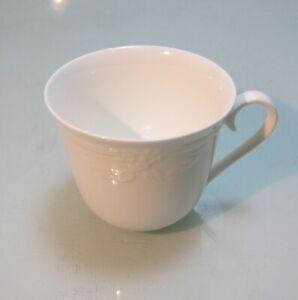 Kaffeetasse Villeroy & Boch Fiori weiss