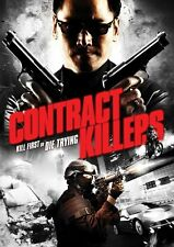 Contract Killers [DVD]          Brand new and sealed