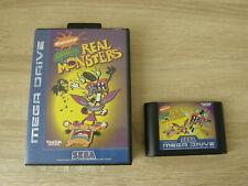 Real Monsters (PAL) - Sega Mega Drive
