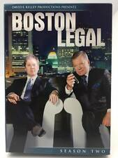 Boston Legal - Season 2 DVD - Very Good