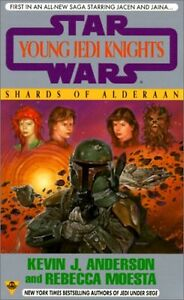 Shards of Alderaan (Star Wars: Young Jedi Knights,