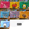 BTS BT21 Official Authentic Goods PP File Pocket 7SET By Monopoly + Tracking Num
