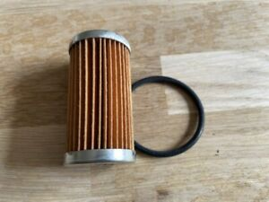 Inline FIN-FF30559 Filter-Fuel(Equivalent: MD-413, PF937, FF5260)