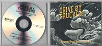 DRIVE-BY TRUCKERS Brighter 2008 UK 19-track promo test CD