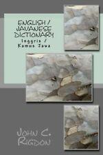 English / Javanese Dictionary: Inggris / Kamus Jawa