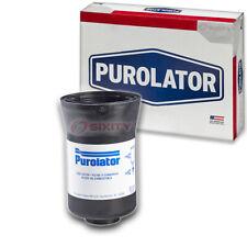 Purolator Fuel Filter for 2001-2016 Chevrolet Silverado 2500 HD - Gas Line qd