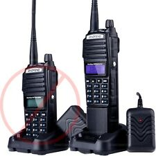 BaoFeng UV-82 VHF UHF FM Transceiver Two Way Radio Walkie Talkie 4200mAh Battery