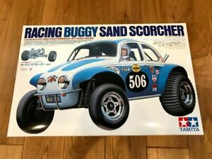 Tamiya Sand Scorcher Off Road Racer 2010 1/10 Buggy Kit TAM58452 NEW From Japan