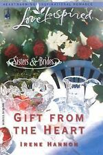 Gift from the Heart (Sisters & Brides Series #2) (Love Inspired #307)-ExLibrary