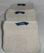 Christy Supreme Hygro Towel Range Towels In Colour Stone X 3