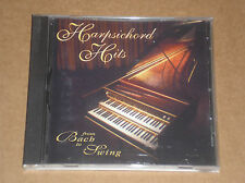 HARPSICHORD HITS - FROM BACH TO SWING - CD COME NUOVO (MINT)