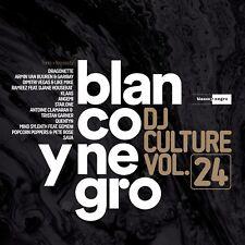 BLANCO Y NEGRO DJ CULTURE Vol.24-2CD