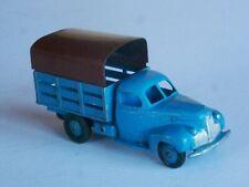 DINKY TOYS . STUDEBAKER , camionnette bachée maraicher , ancienne, authentique !