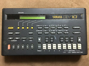 Yamaha QY10 - Music Sequencer - Made in Japan