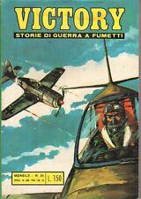 VICTORY STORIE DI GUERRA A FUMETTI NUMERO 51