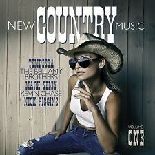 CD New Country Music Volume 1 von Various Artists  2CDs