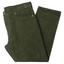 Levi Strauss & Co. Mens 502 Regular Taper Ribbed Casual Corduroy Pants BHFO 9406