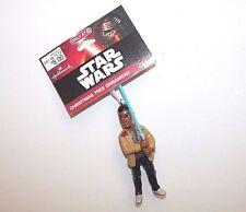 NEW NWT Christmas Ornament Star Wars Finn