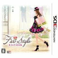 Very Good 3DS FabStyle Import Japan