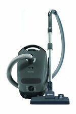 00004000 Miele Classic C1 Pure Suction Canister Vacuum Cleaner, Graphite Grey