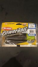 "Berkley Power Bait 7"" Power Worm GRN/PKN/CHART 6ct"